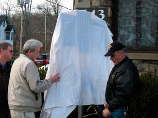 Unveiling the Historic Registry Marker